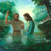 Baptism - Oil